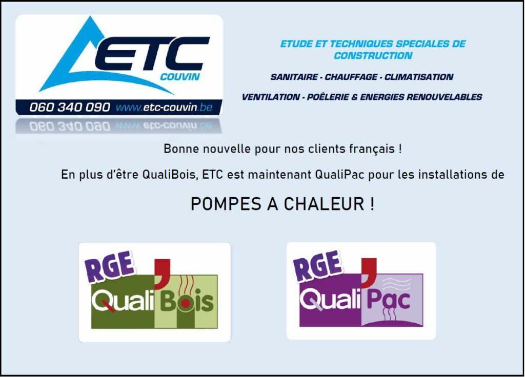 ETC devient QualiPac pour la France !